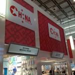 Jonas Druck Messeauftritt für die China Medical Group.