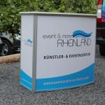 Jonas Druck Messestand, Displays und vieles Mehr für den Messeauftritt von Event&More Rheinland.